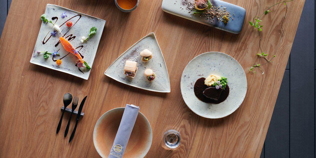 南木曽のレストラン □△○ まるさんかくしかくのメニュー